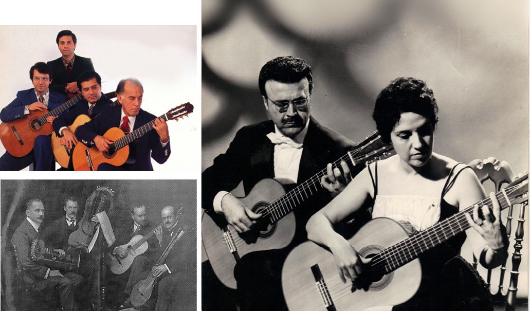 Historical Perspectives on the Guitar Ensemble