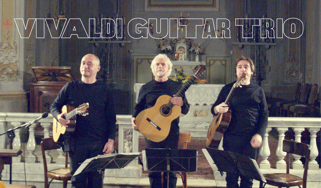 vivaldi guitar trio ensemble classical guitar